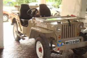 Buy Jeep Willys Willy Jeep India Buy Willy Jeep