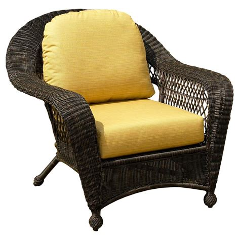 rolston wicker patio furniture replacement cushions rattan