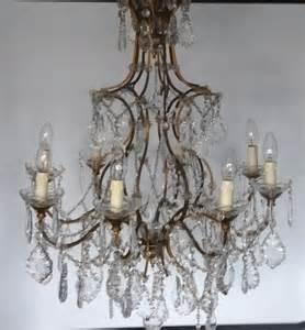 vintage chandeliers large 8 arm vintage brass chandelier the vintage