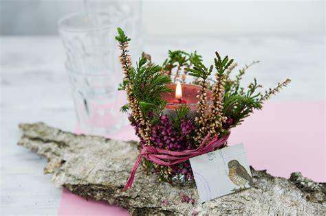 Pflanzen Deko Kreativ Und Selbstgemacht by Kreative Natur Deko Gartenzauber