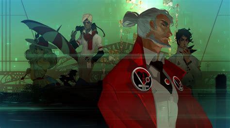 transistor characters review transistor theology gaming