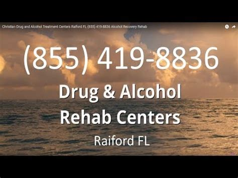 Christian Detox Centers Florida by Christian And Treatment Centers Raiford Fl
