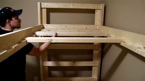 build a bedroom online build a bunk bed jays custom creations