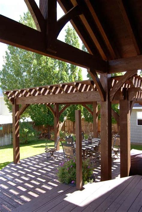 the 4 quot must haves quot to price a pergola kit western timber