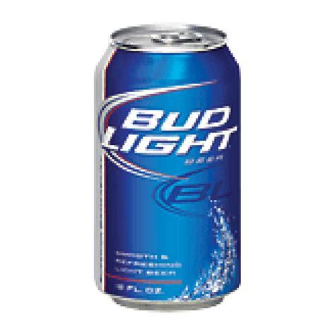 is bud light beer bud light beer 12oz light domestic can beer beverage