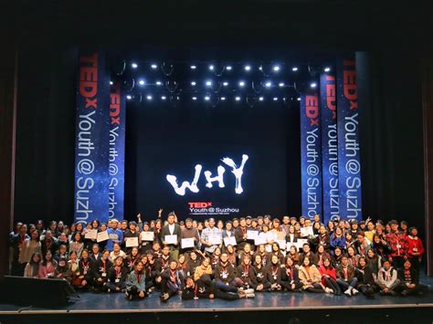 design event liverpool xjtluers tell tedx audiences to pursue their passions