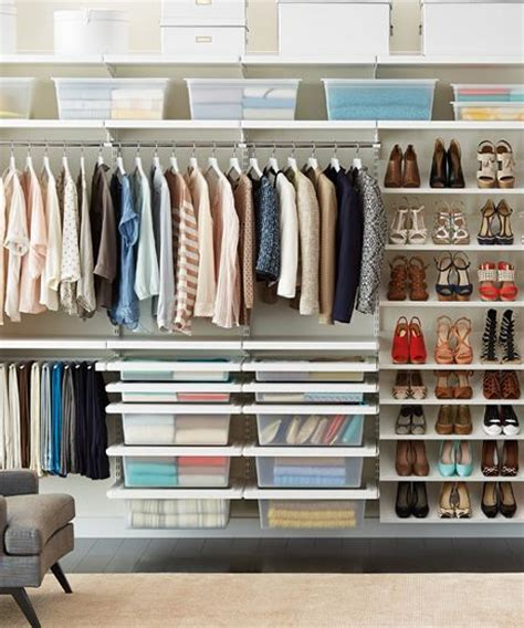 Closet Space Saving Ideas by 9 Space Saving Tips For Tiny Nyc Apartments Closet Organization The Closet And Living Rooms