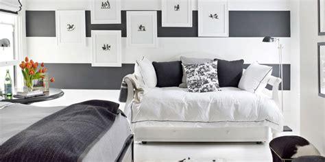black  white designer rooms black  white