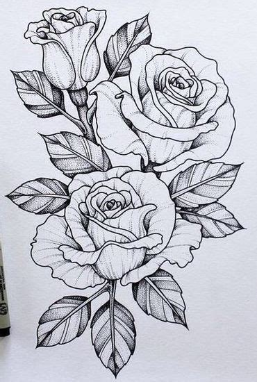 rose bud tattoo designs best 25 flower designs ideas on ankle