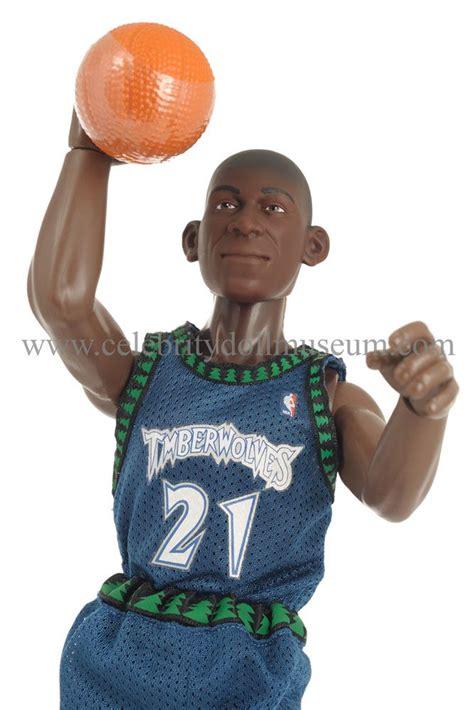Mattel Nba Court Collection Kevin Garnett Minnesotta Timberwolves kevin garnett doll museum