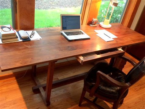 Handmade Wooden Desk - tables archives