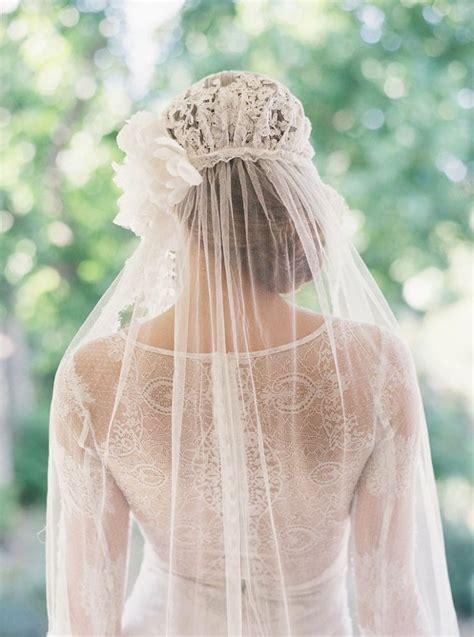 Juliet Cap Veils That Will Take Your Breath Away