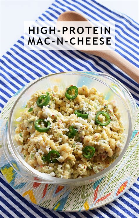 Cottage Cheese Mac N Cheese by Thyme Is Honey