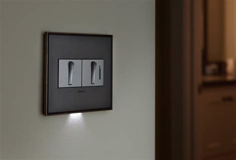 Beautiful Track Lighting by Say Hello To Switches And Controls From Legrand Design