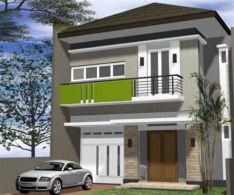 design balkon minimalis gambar balkon lantai 2 rumah minimalis