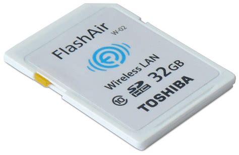 Toshiba Flash Air 32gb Wifi Sd Sdhc Card Wirelles Lan Flash Air toshiba flashair wireless sdhc 32gb