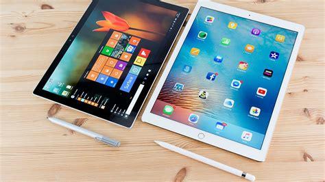 surface pro   ipad pro  ios  productivity