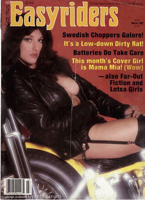Easy Rider Magazine Models