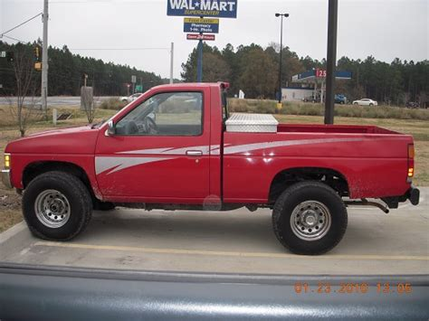 nissan pickup 4x4 lifted 1994 nissan pickup 2 500 100252757 custom lifted