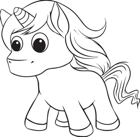 Get This Printable Unicorn Coloring Pages 63679 Free Coloring Pages To Print