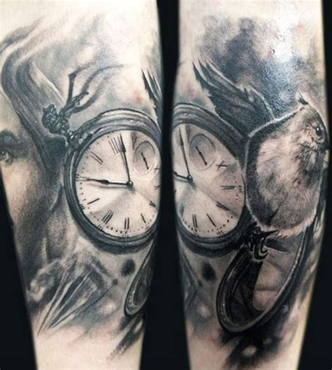 tattoos about time time by domantas parvainis photo no 5387