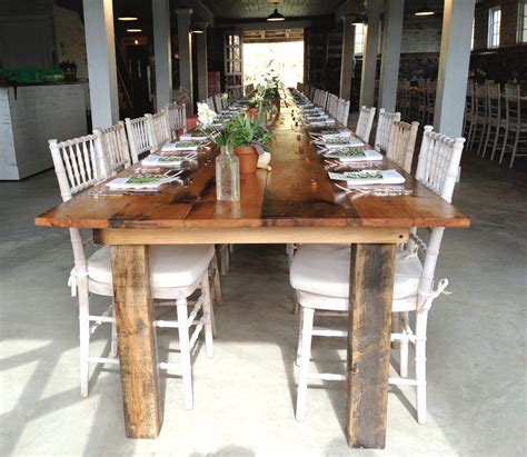 outdoor farm table and bench farmhouse style dining table and chairs with unique wooden