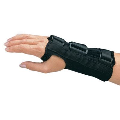 Comfort Cool by Comfort Cool D Ring Wrist Orthosis Opc Health