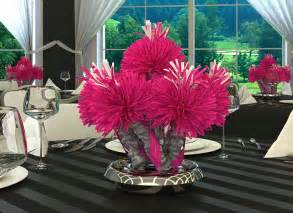 sweet 16 table centerpiece ideas centerpieces favors ideas