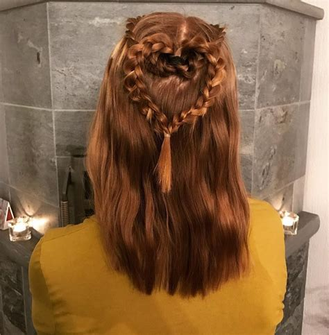 valentines hairstyles 20 charming and valentine s day hairstyles