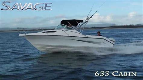 boat r rage youtube savage fibreglass boats cabin range youtube