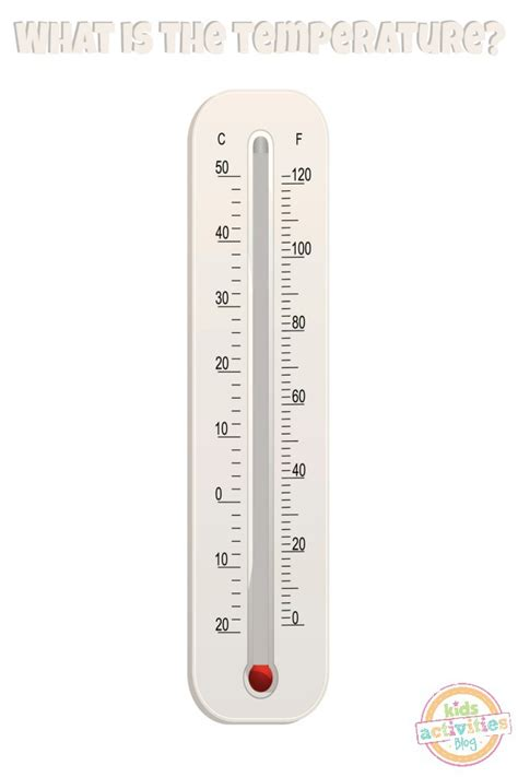 Pictures Of A Thermometer Printable