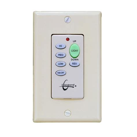 ceiling fan dimmer switch concord fans wireless ceiling fan speed and dimmer wall