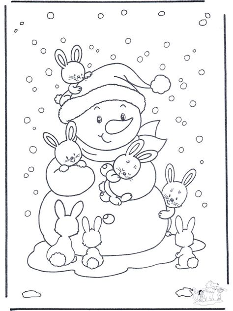 Free Pages best 25 snowman coloring pages ideas on free