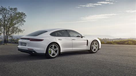 porsche hybrid 2018 porsche panamera 4 e hybrid is revealed a month ahead