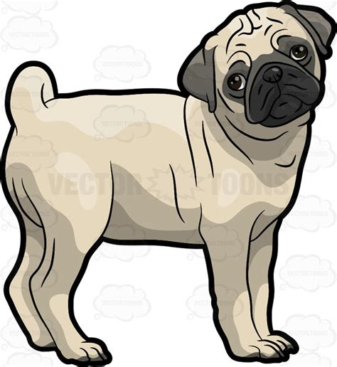 pug clipart free pugs clipart clipground