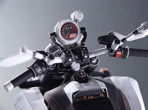Papercraft Motorcycle - how to make yamaha s vmax motorcycle in paper craft bit