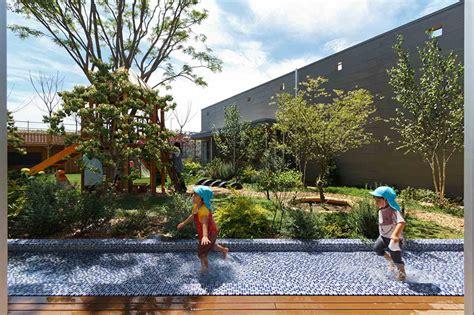 designboom tokyo sm nursery in toyko by hibinosekkei youji no shiro