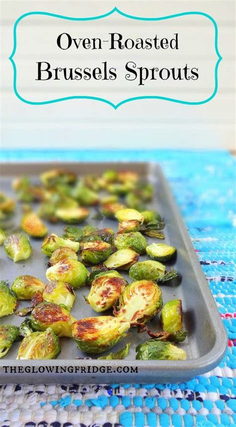 Revipes For Detox Tls by Oven Roasted Brussels Sprouts Recipe Health Recipes