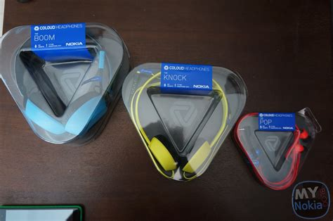 Knock Coloud Nokia Headphones gallery nokia coloud boom knock pop unboxing and impressions nokiamusic my nokia