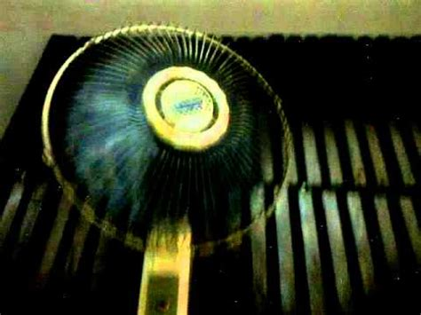 Kipas Sanyo national electric fan vintage doovi