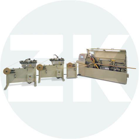 Paper Crafting Machines - zk mm ii paper winding machine zambak kagit