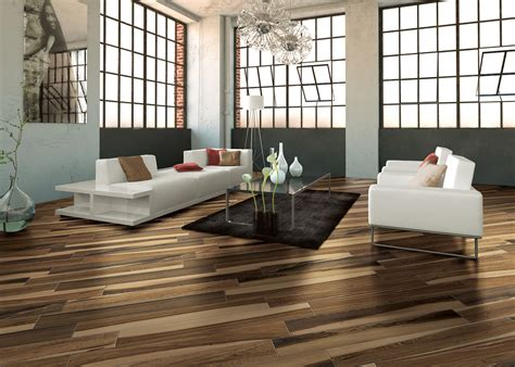 Featured Floor: Brazilian Pecan Tile