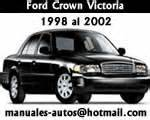 best car repair manuals 2000 ford crown victoria electronic valve timing manual de taller ford crown victoria 1998 1999 2000 2001 2002