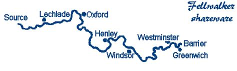 river thames towpath map river thames books and guides to thames path