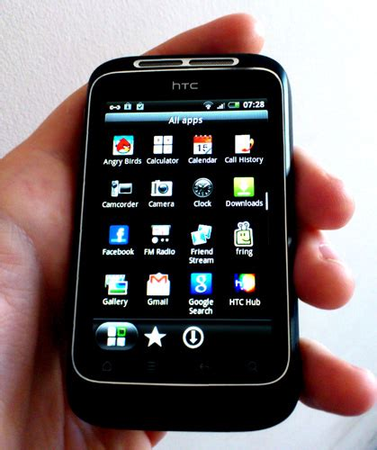 android themes htc wildfire htc wildfire s android smartphone the register