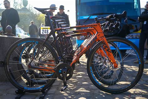 Ktm Cycling Team 2017 Roubaix Tech The Bikes Tires And Gear That