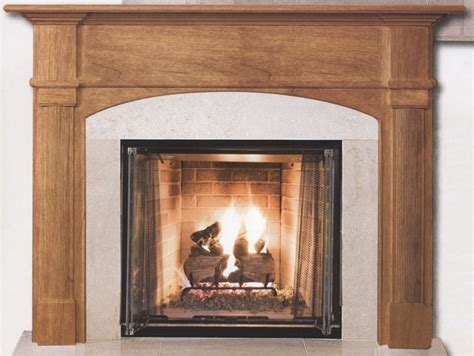 arched fireplace mantel traditional fireplace mantels