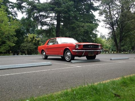 1964 mustang price 1964 1 2 ford mustang coupe a true survivor car no