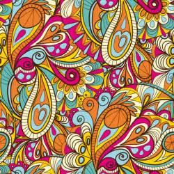 Bohemian pattern by olga moopsi society6