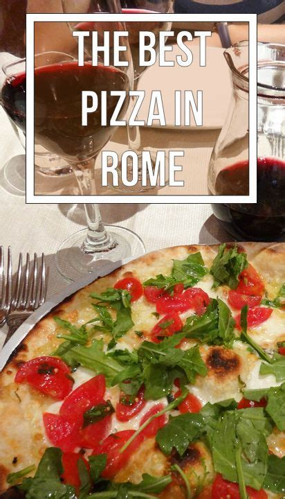 best traditional restaurants in rome best 25 best pizza in rome ideas on rome